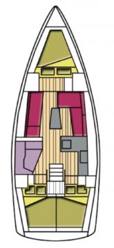 Rent a Bavaria Bavaria Cr 37 Marina di Portorosa