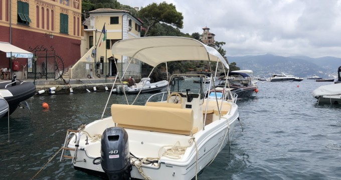 Capelli Freedom 18 between personal and professional Portofino