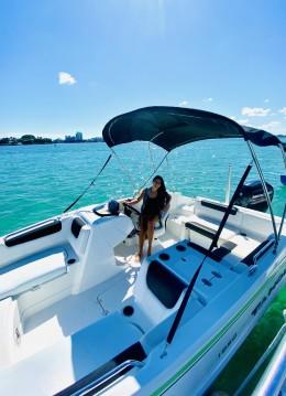 Boat rental Miami cheap 1950