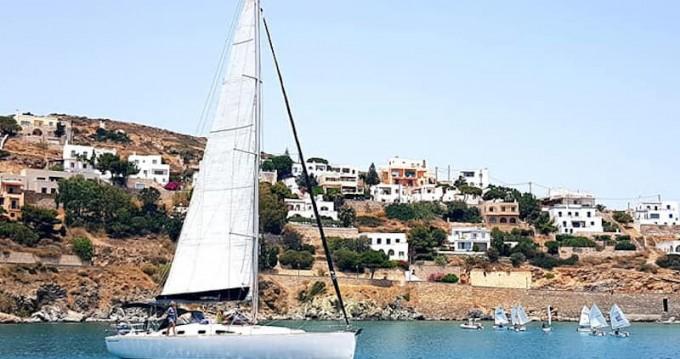 Rental yacht Foinikas - Salona Salona 44 on SamBoat