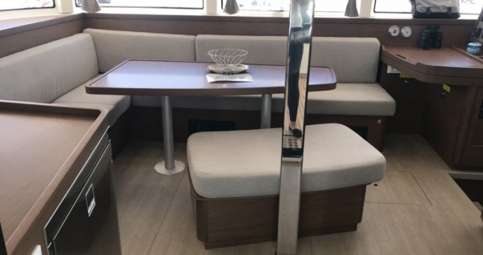 Catamaran for rent Portisco at the best price