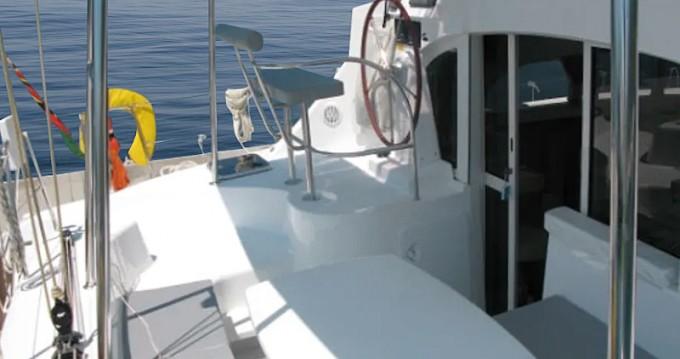 Rental Catamaran in Kiel - Lagoon Lagoon 380 S2