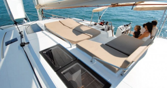 Rental yacht Martinique - Helia 44 on SamBoat