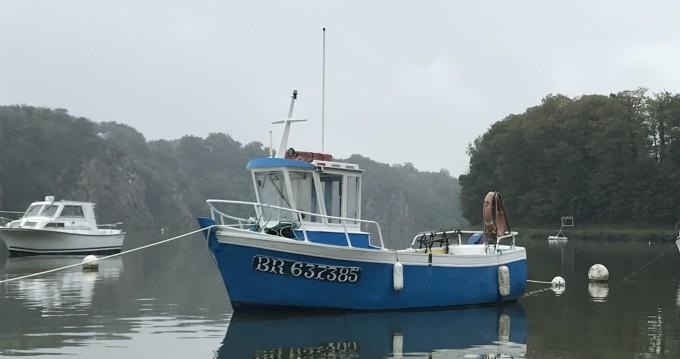 Rental Motorboat in La Vicomté-sur-Rance - Riou Canot