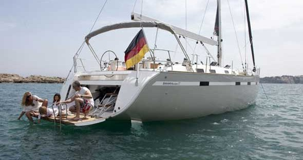 Sailboat for rent Lidingö at the best price