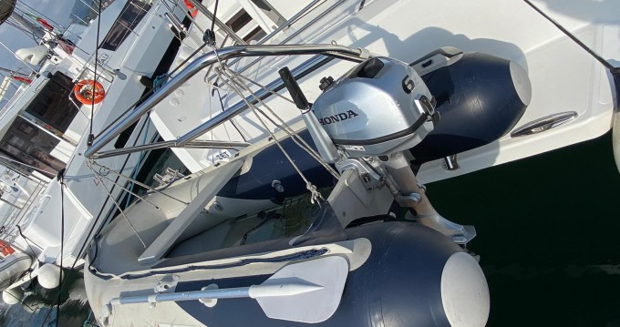 Hire Catamaran with or without skipper Bali Catamarans Salerno