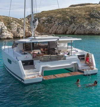 Rental yacht Ibiza Island - Fountaine Pajot Astrea 42 on SamBoat