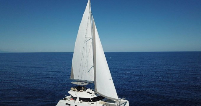 Hire Catamaran with or without skipper Nautitech Capo d'Orlando