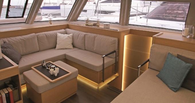 Boat rental Capo d'Orlando cheap Nautitech 46 Fly