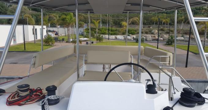 Rental Catamaran in Capo d'Orlando - Nautitech Nautitech 46 Fly