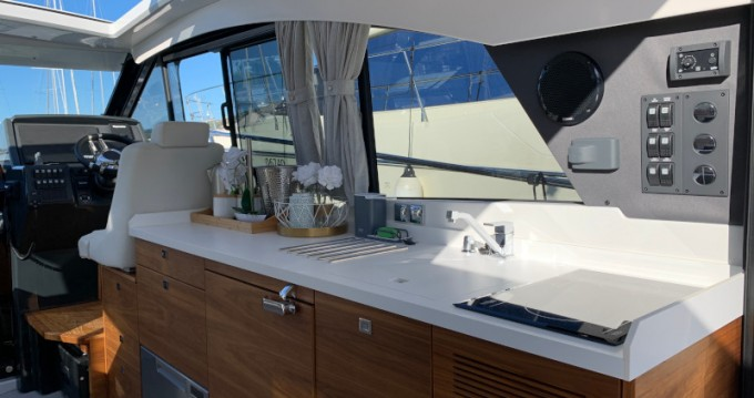 Boat rental Trogir cheap Grandezza 37CA