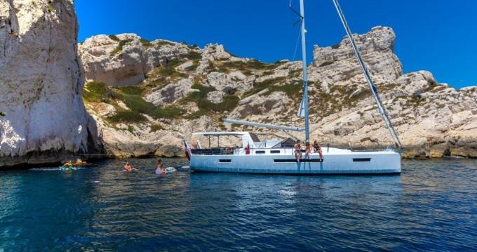 Boat rental Palma cheap Sun Loft 47