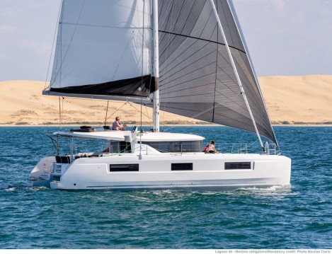 Lagoon Lagoon 46 - 4 + 2 cab. between personal and professional Peloponnese