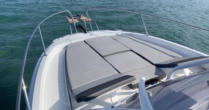Rental yacht Bastia - Jeanneau Cap Camarat 9.0 WA on SamBoat