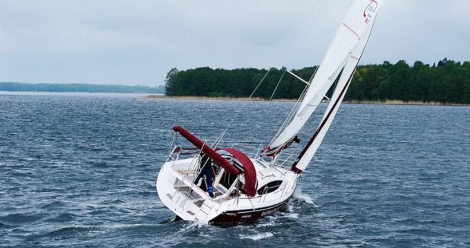 Rental Sailboat in Węgorzewo - Northman Maxus 33.1 RS Prestige +