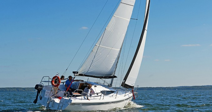 Rental yacht Wilkasy - Northman Maxus 28 Prestige + on SamBoat