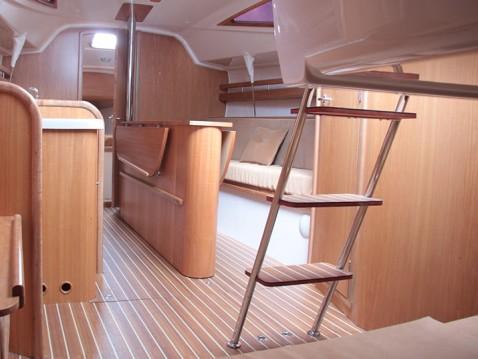 Rental Sailboat in Wilkasy - Northman Maxus 28 Prestige +