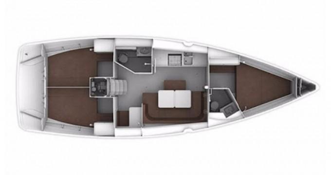 Bavaria Bavaria Cruiser 41 between personal and professional Λαύριο