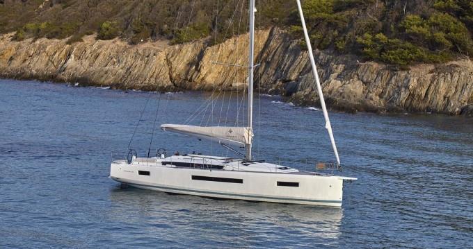 Jeanneau Sun Odyssey 490 between personal and professional Göcek