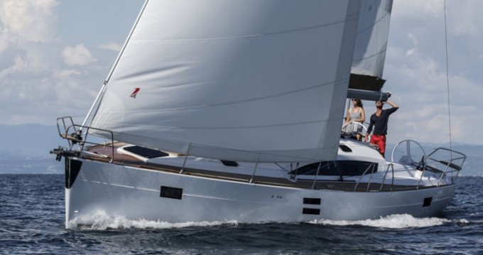 Rental Sailboat in  - Elan Elan Impression 45.1