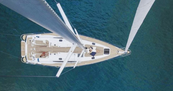 Boat rental  cheap Elan Impression 45.1