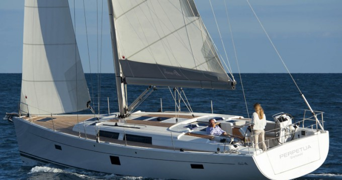 Hire Sailboat with or without skipper Hanse Helsinki
