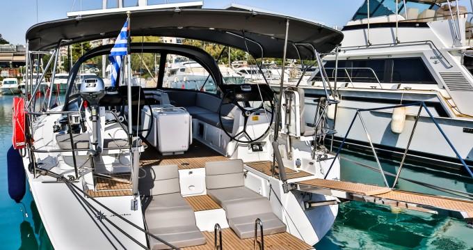 Boat rental Alimos cheap Jeanneau 54 ( A/C ,GENERATOR,INVENTER )