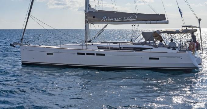 Rental yacht Alimos - Jeanneau Sun Odyssey 509 (2015 )( FULL REFIT 2020 - A/C,GENERATOR,INVENTER ) on SamBoat