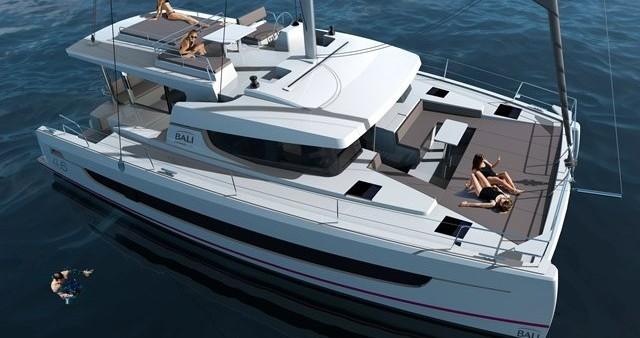 Hire Catamaran with or without skipper Bali Catamarans Marmaris
