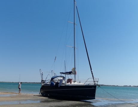 Rental Sailboat in La Rochelle - Tesyacht  TES 28 MAGNAM