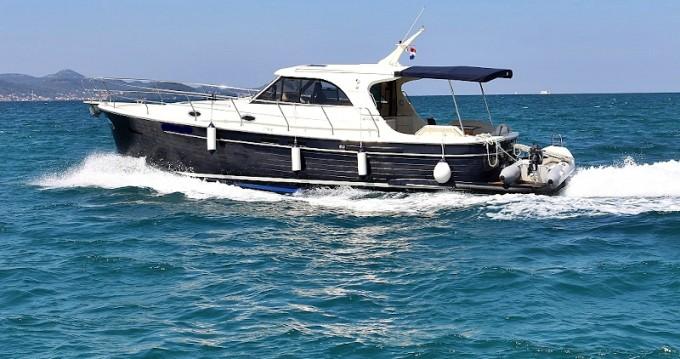 Rental Motorboat in Sukošan - Sas Vektor ADRIANA 44 BT (20)