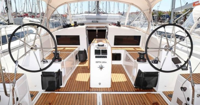 Rental yacht Pirovac - Jeanneau Sun Odyssey 440 on SamBoat