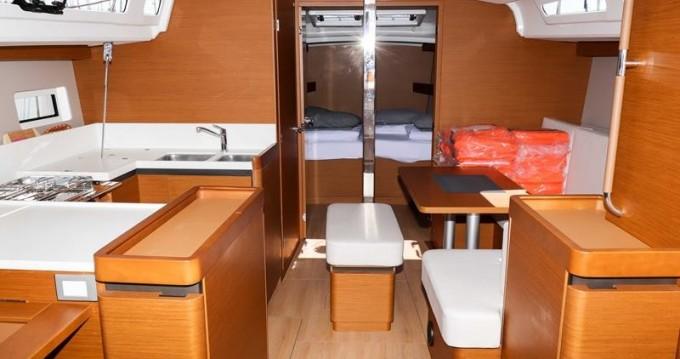 Boat rental Pirovac cheap Sun Odyssey 440