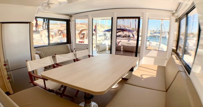 Hire Catamaran with or without skipper Bali Šibenik