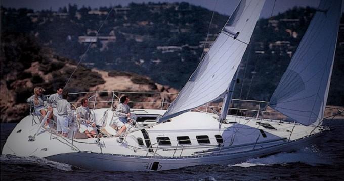 Rental yacht Saint-François - Bénéteau First 41 S5 on SamBoat