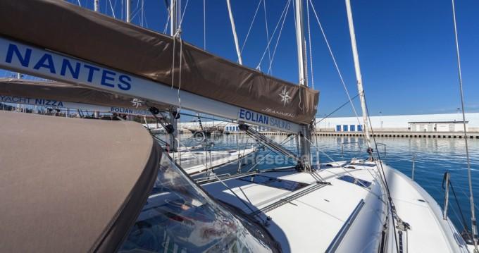 Rental yacht Capo d'Orlando - Jeanneau Sun Odyssey 440 on SamBoat
