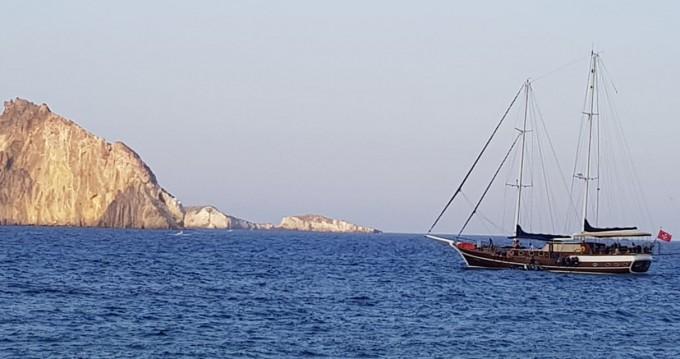 Rental yacht Lipari -  Gelidonya II on SamBoat