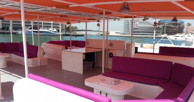 Boat rental CIM YANMAR SD-50 in Dubai on Samboat