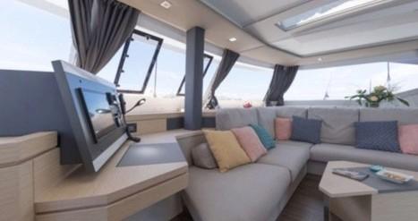 Boat rental Saint Thomas cheap Saona 47