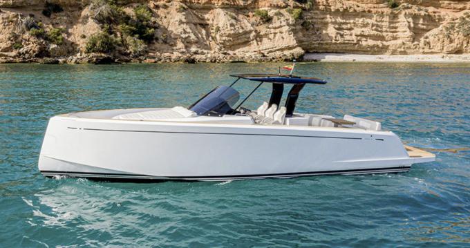 Rental yacht Cannes - Pardo Yachts Pardo 38 on SamBoat