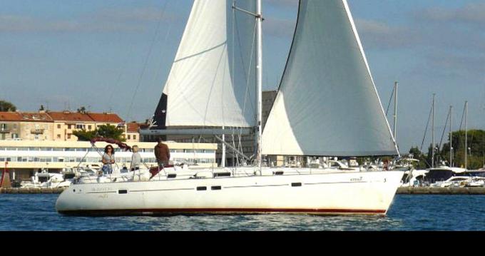 Boat rental Palma de Mallorca cheap Oceanis 411