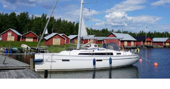 Bavaria Cruiser 37 between personal and professional Altefähr