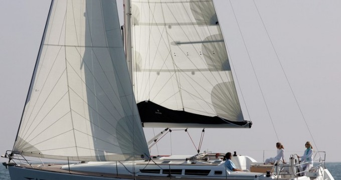 Boat rental Athens cheap Sun Odyssey 42i