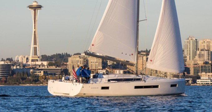 Jeanneau Sun Odyssey 490 between personal and professional Valencia