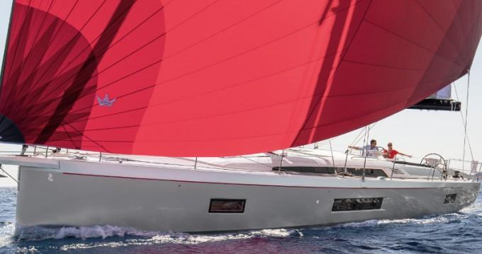 Rental Sailboat in Lefkada (Island) - Bénéteau Oceanis 51.1