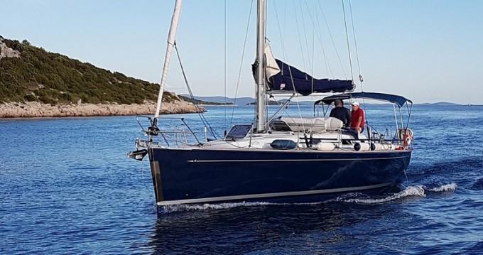 Boat rental Šibenik cheap Grand Soleil 40 R