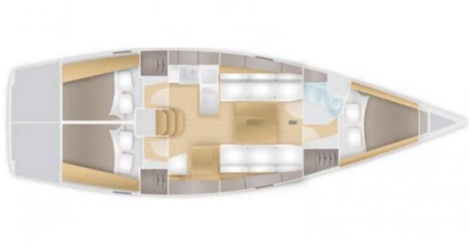 Boat rental Izola cheap Salona 38