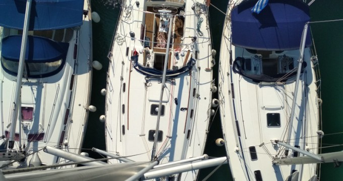 Rental yacht Volos - Dufour Dufour 43 on SamBoat