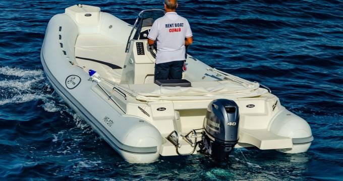 Boat rental Saver MG 580 in Cefalù on Samboat