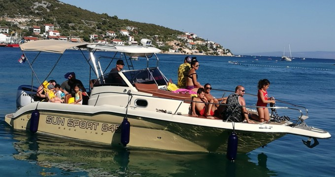 Hire Motorboat with or without skipper Inmark-Marine Trogir